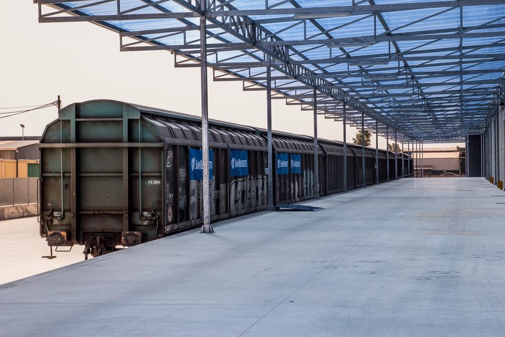 Inaugurazione nuovo terminal ferroviario