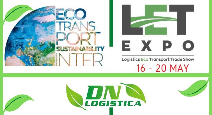 """A Veronafiere la prima edizione di """"LET EXPO - LOGISTICS ECO TRANSPORT"""""""