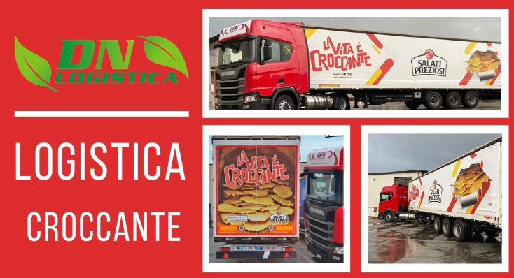 LA LOGISTICA CROCCANTE